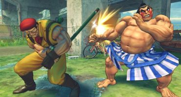 Ultra Street Fighter IV Xbox 360 Upgrade June 2014