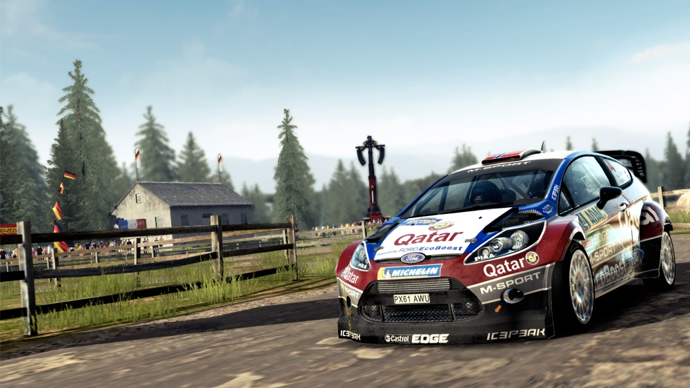 WRC 4: FIA World Championship Rally Review | This Is Xbox