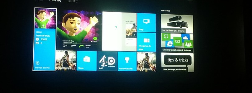 Xbox One – The Dashboard Is Currently Absolute Rubbish