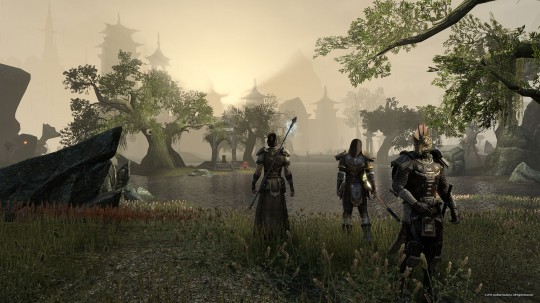 Elder Scrolls Online Lake