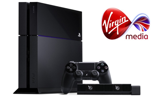 Virgin Media & PS4