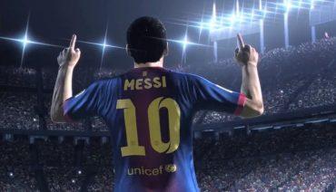 FIFA 15: Messi versus Hazard