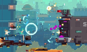 Super Time Force Heading to Xbox One