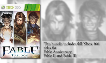 Fable Trilogy Spotted on Xbox LIVE