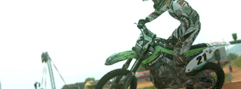 MXGP: Official Videogame – Bobryshev Gameplay Video