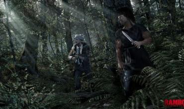 Rambo: The Video Game Gameplay