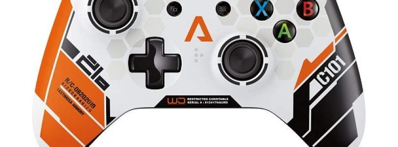 Titanfall the Mighty Fine Xbox One Controller