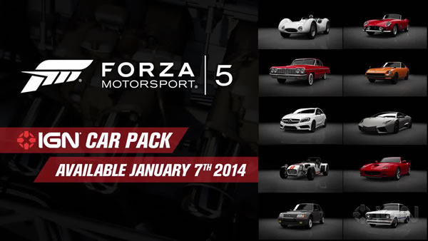 forza 5 ign pack