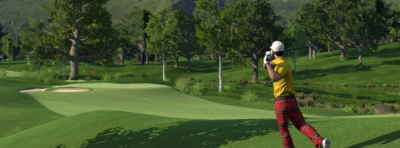 The Golf Club Is Now Live on Xbox One