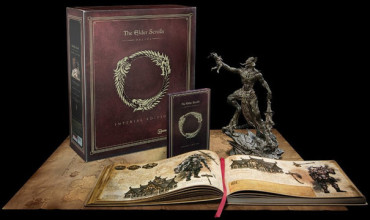 Elder Scrolls Online Imperial Edition Announced