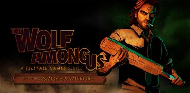 The Wolf Among Us – Episode 2 'Smoke and Mirrors' Trailer