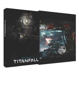 titanfall Artbook