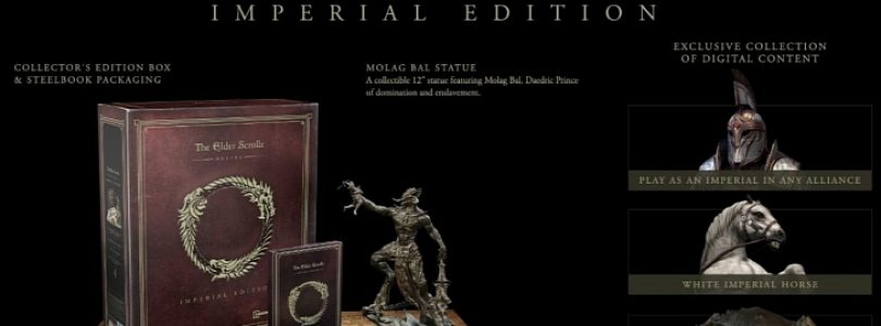 Elder Scrolls Online: Imperial Edition Unboxing