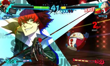 Persona 4 Arena Ultimax Trailer