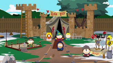 South Park: The Stick of Truth Gameplay Video