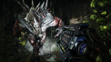 Evolve: Big Alpha Trailer