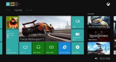 Xbox One – May Update Rolling Out Soon