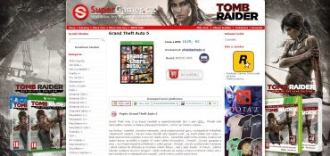 Grand Theft Auto 5 for Xbox One Listed Online At Retailers