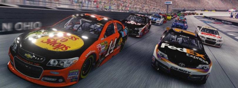 Start Your Consoles for Nascar 14