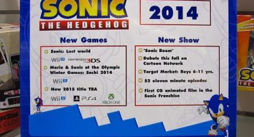 Sonic the Hedgehog for Xbox One Coming 2015