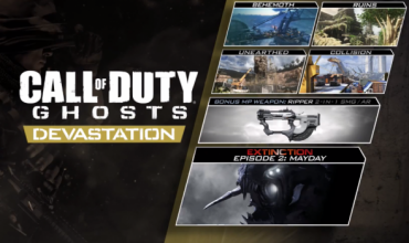 CoD: Ghosts 2nd DLC 'Devastation' Out Thursday