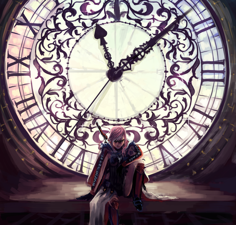 Lightning Returns Clock