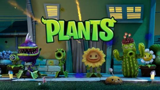 PvZ GF Plants