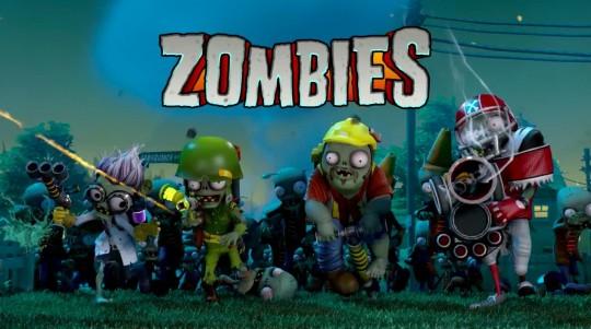 PvZ GF Zombies
