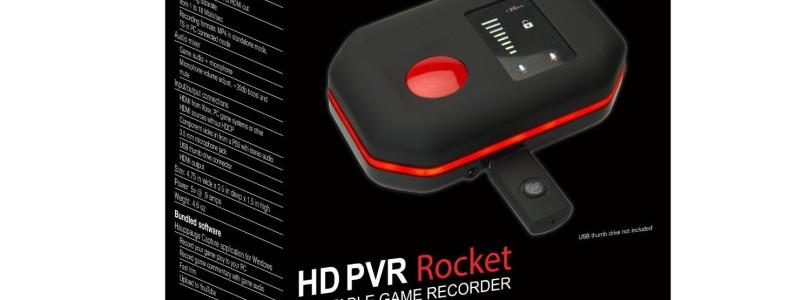 Hauppauge HD Rocket PVR Review