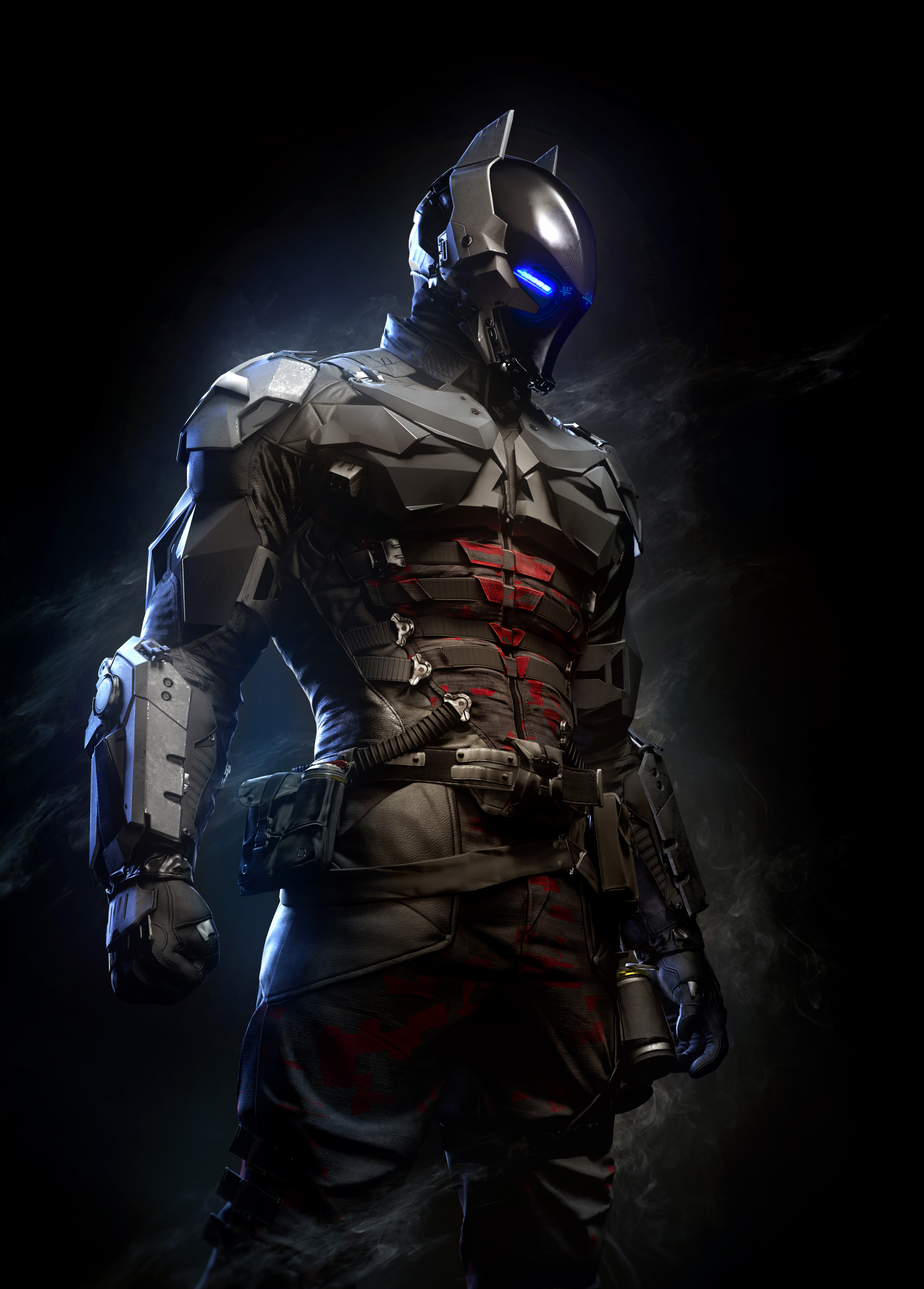 arkham knight_render