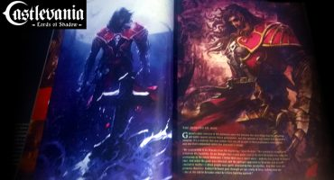 The Art of Castlevania Lords of Shadow Hardback Review