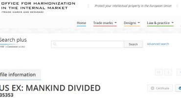 Square-Enix Trademarks Deus Ex: Mankind Divided