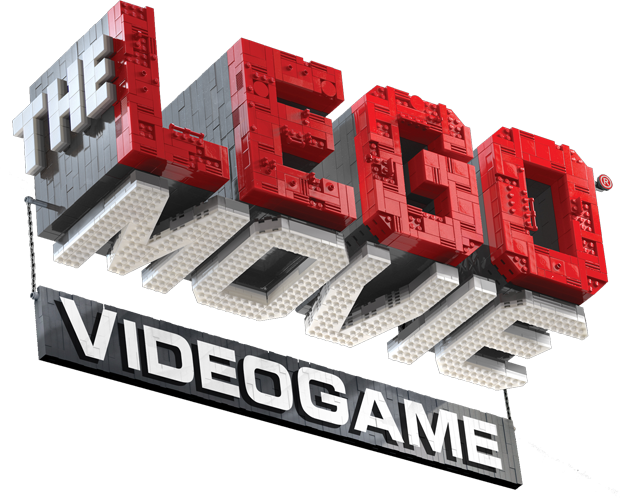Resultado de imagem para lego the movie videogame logo png