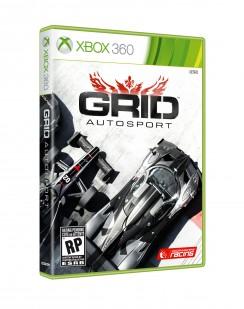 GRID Autosport Packshot 360