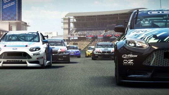 GRID Autosport SS1