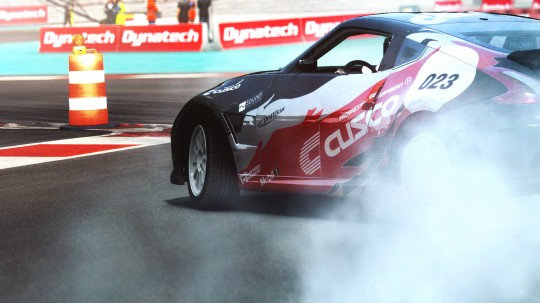 GRID Autosport SS4