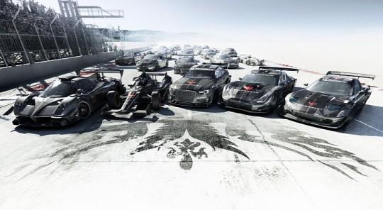 GRID Autosport SS5