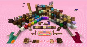 Minecraft 360 Edition Candy Texture Pack Out Now