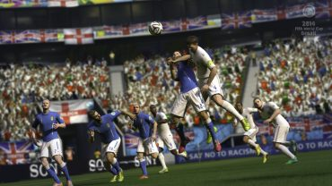 EA Sports: Fifa World Cup 2014 – Demo Available on Xbox LIVE
