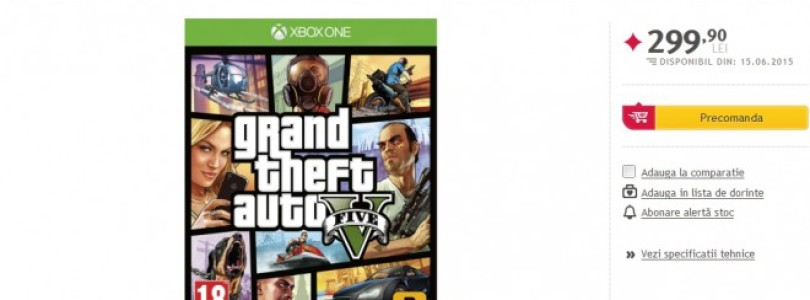 GTA V for Xbox One Rumors Again