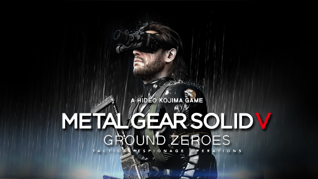 metal gear solid v ground zeroes logo