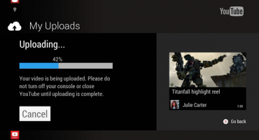 Youtube App on Xbox One Update for DVR Clips Rolling Out