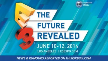 E3 2014 – Predictions for Next Months Show