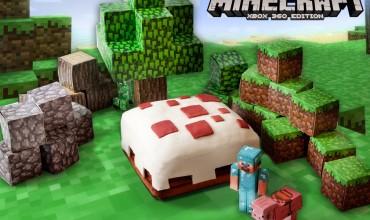 Minecraft Xbox 360 Edition Celebrating 2nd Birthday
