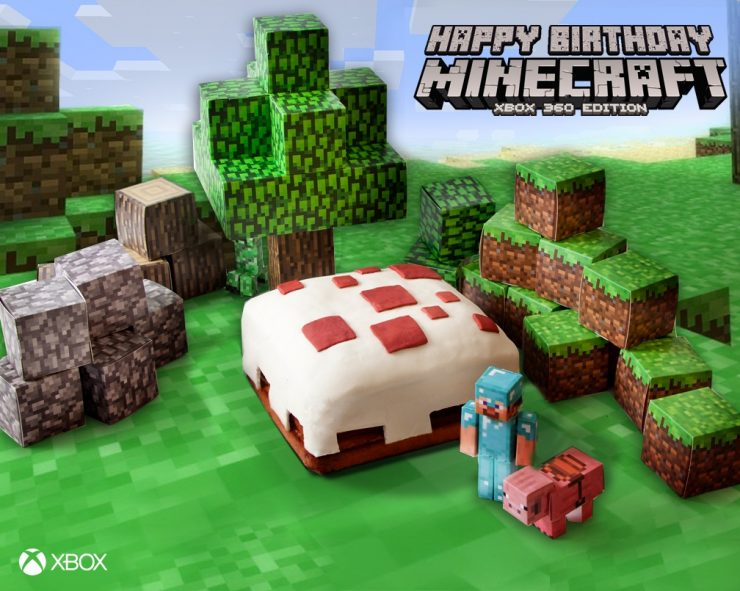 Minecraft Xbox 360 TU9 Update Friday April 5 | This Is Xbox