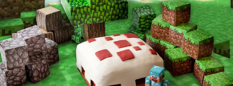 Minecraft Xbox 360 Edition Celebrating 2nd Birthday