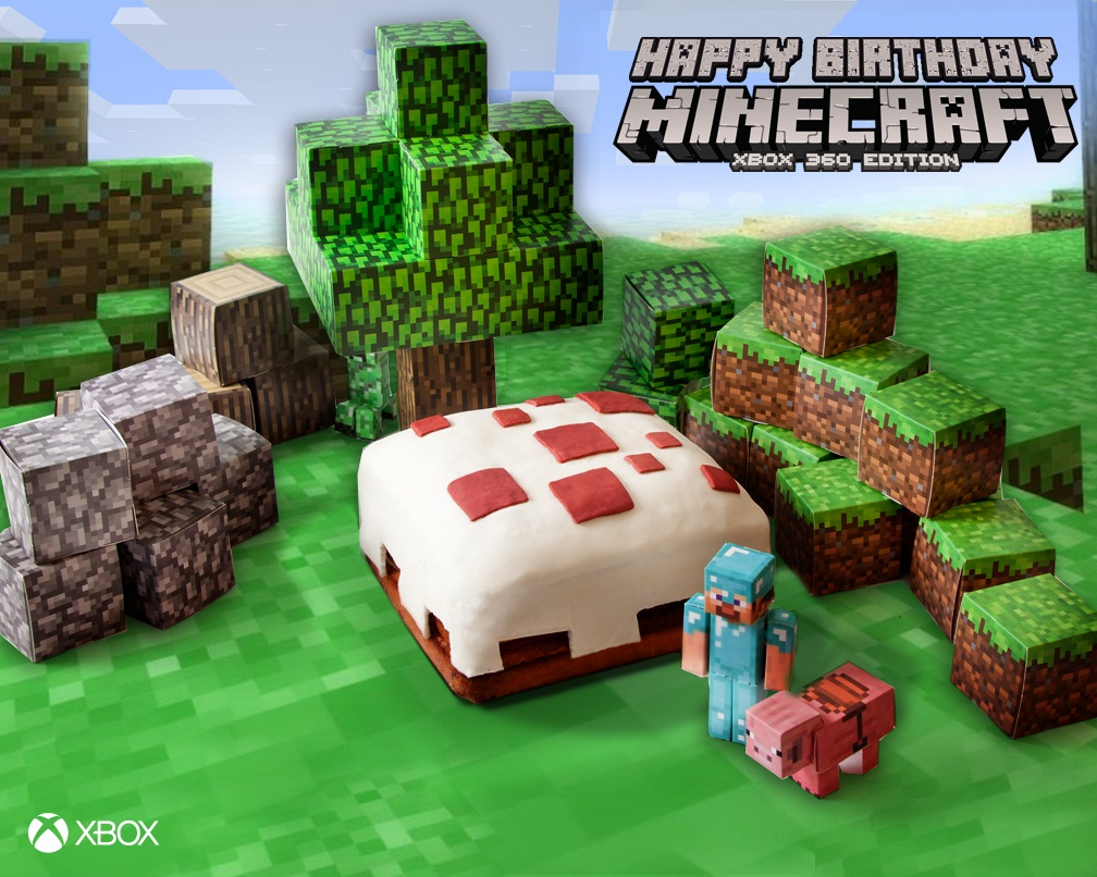 HappyBirthdayMineCraftBG2