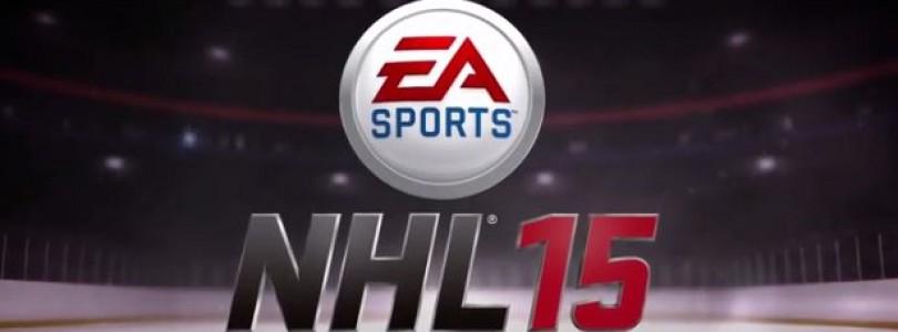 NHL 15 Official Teaser Trailer