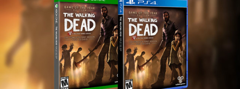 The Walking Dead and The Wolf Among Us Heading To Xbox One