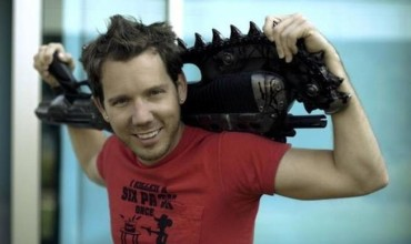 Cliff Bleszinski Get's Back in the Saddle
